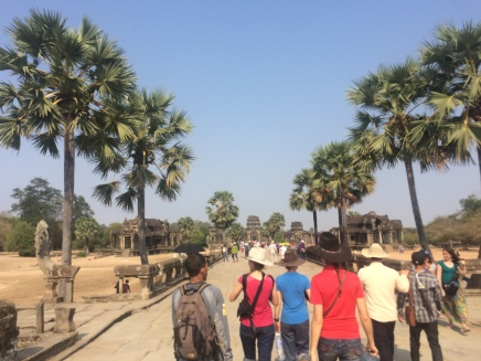 Angkor Wat with Seyha Pen